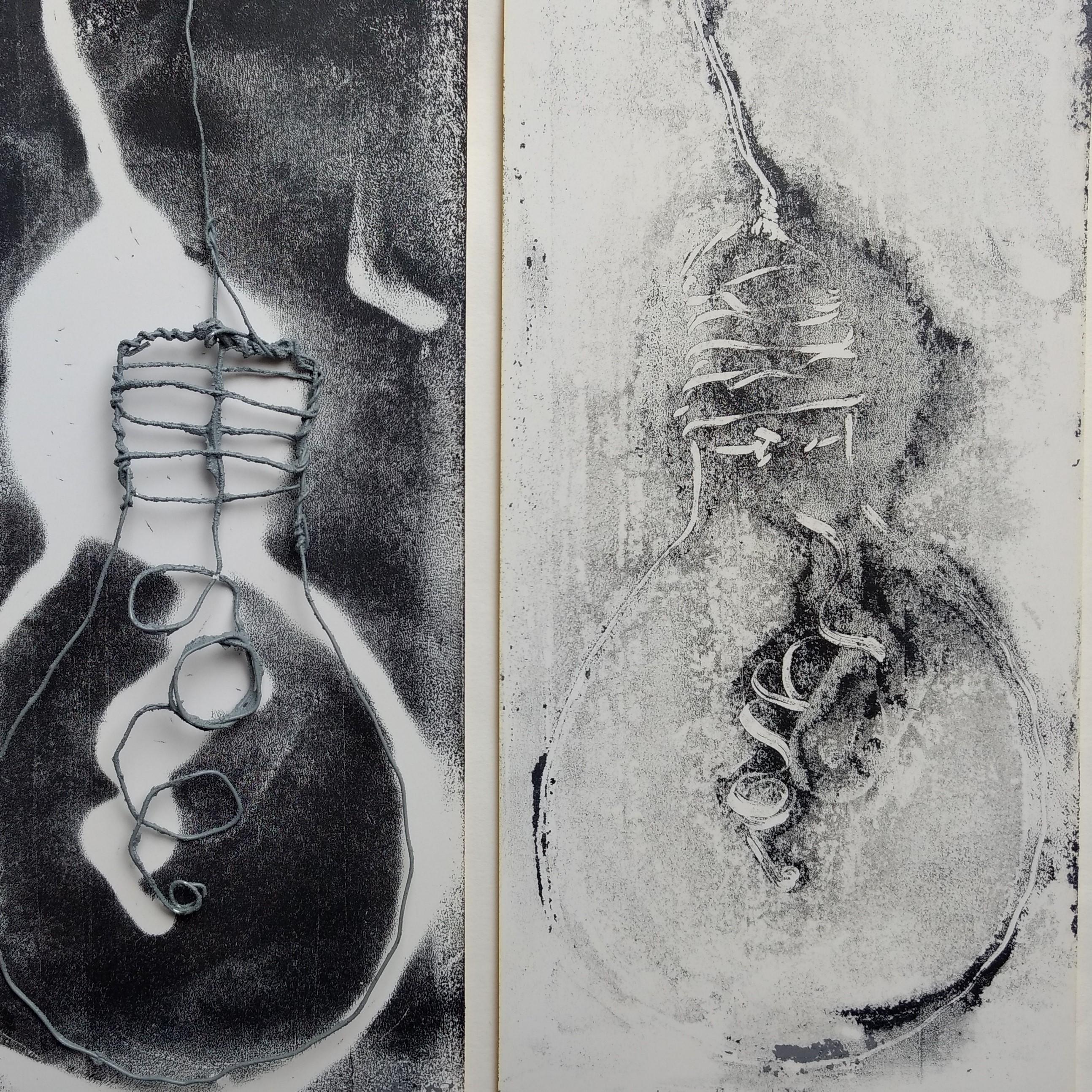 Ziemlich Draht Kunst Einfach Ideen - Elektrische Schaltplan-Ideen ...