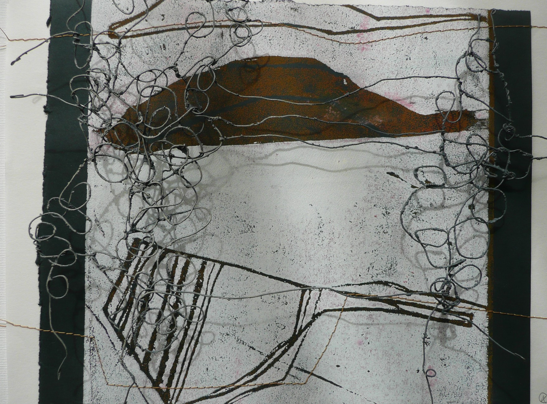 Wunderbar Metalldraht Kunst Galerie - Schaltplan Serie Circuit ...