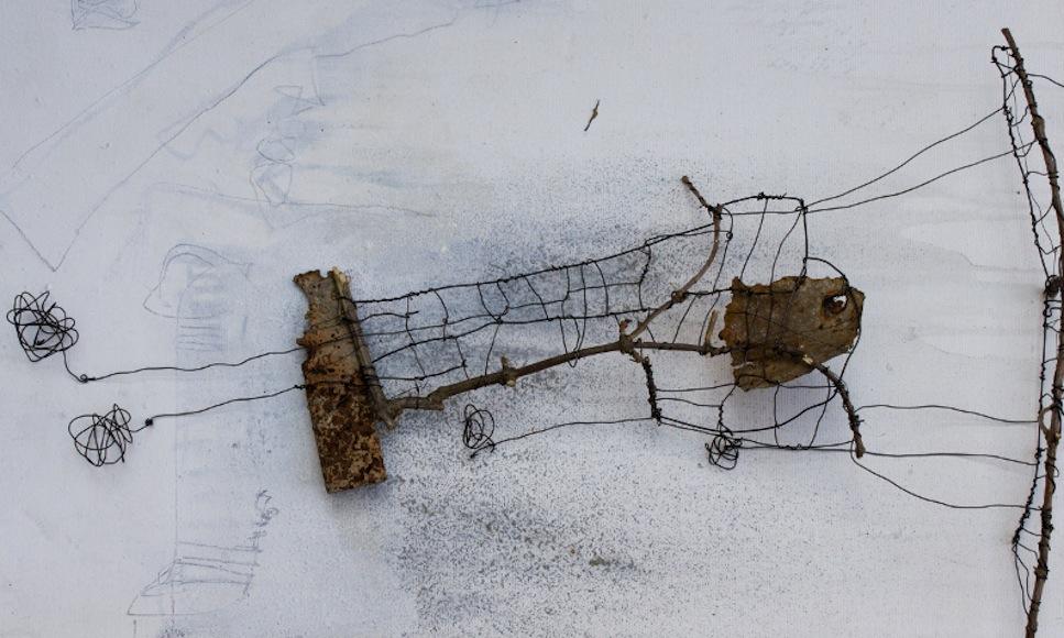 Ungewöhnlich Draht Kunst Kits Galerie - Elektrische ...