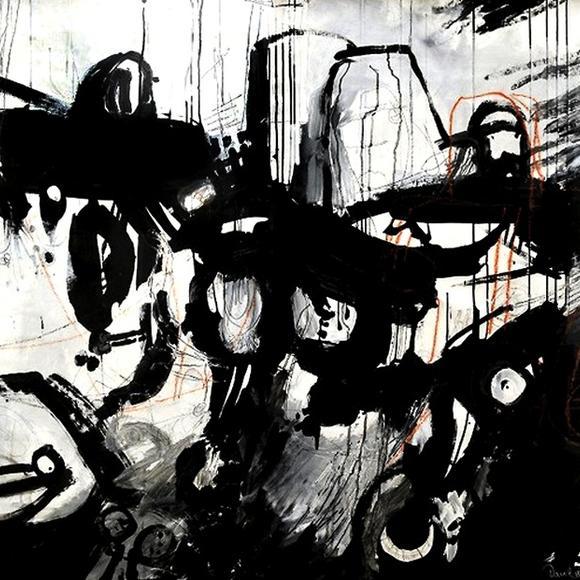 abstraktion farbe und schwarz weiss freie kunst akademie augsburg. Black Bedroom Furniture Sets. Home Design Ideas
